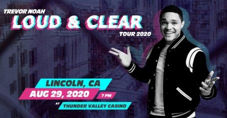 Trevor Noah | Lincoln, CA